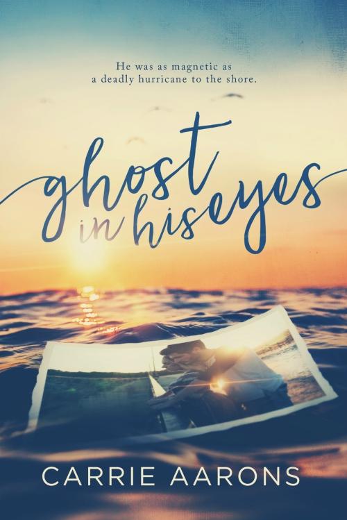 Ghost in His Eyes Ebook Cover