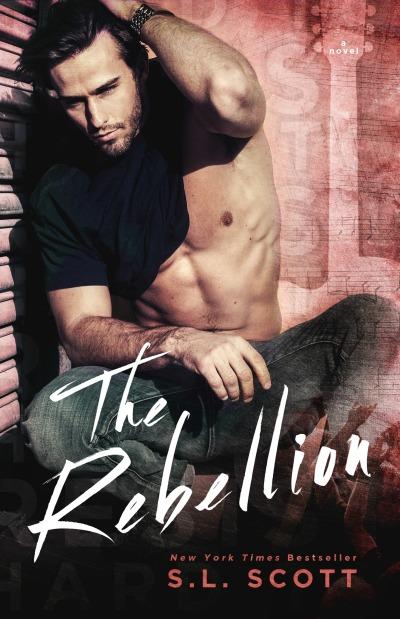 The Rebellion Ebook Cover