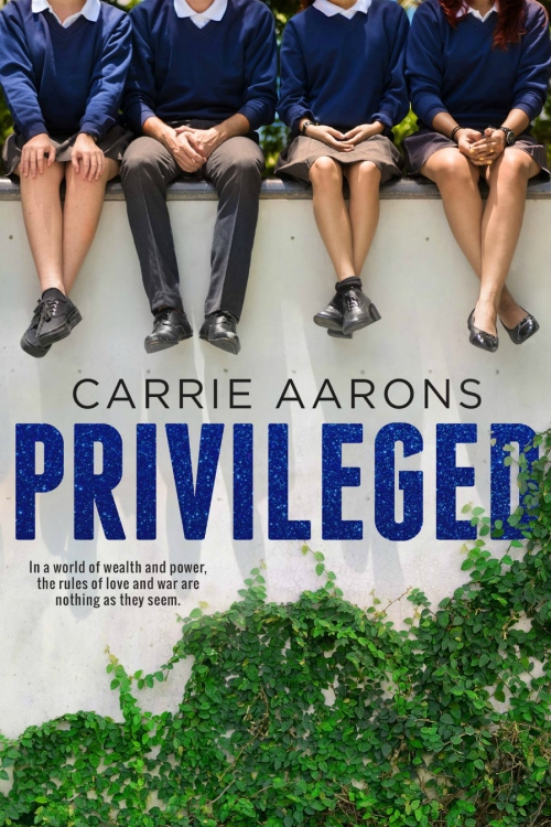 Privileged Ebook Cover