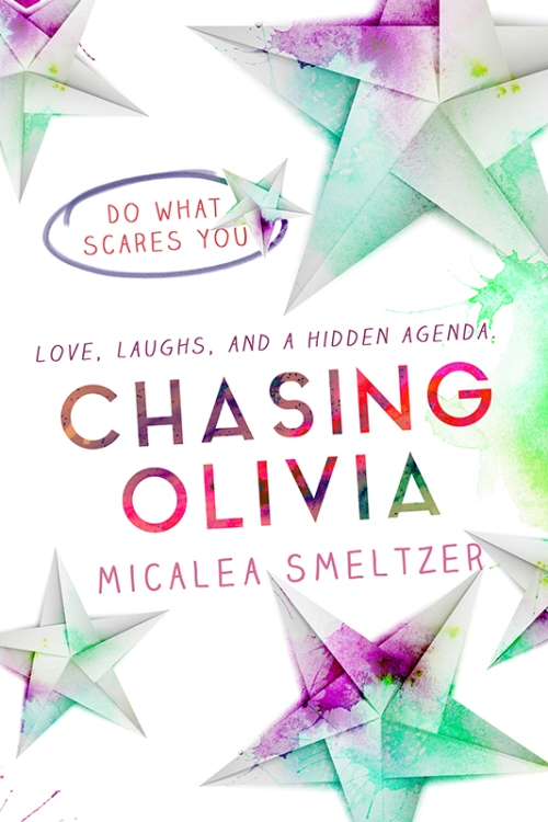Chasing Olivia Ebook Cover