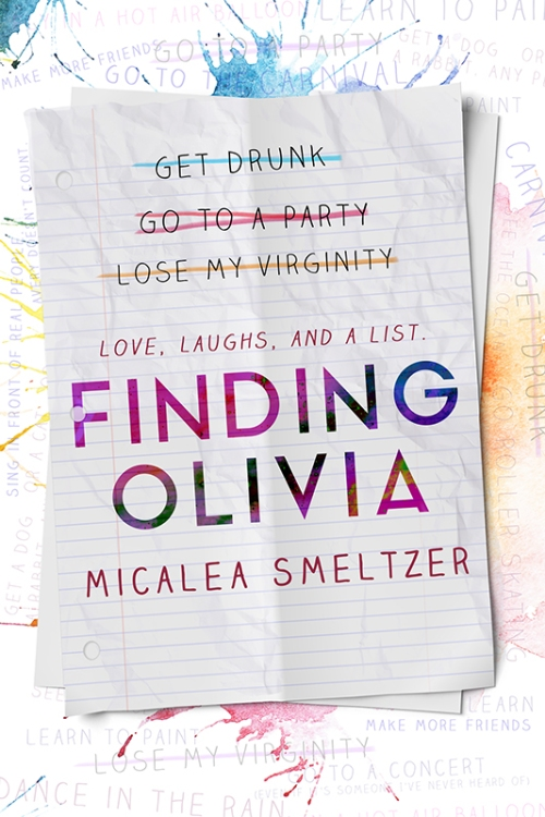 Finding Olivia Ebook Cover