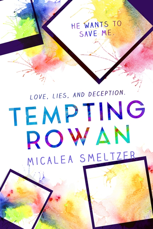 Tempting Rowan Ebook Cover