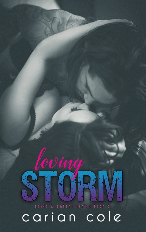 Loving Storm Ebook Cover