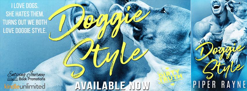 doggie style banner