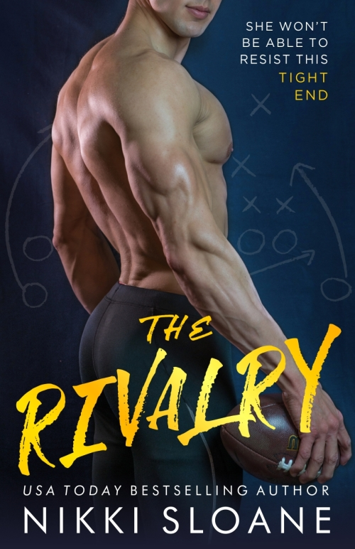 The Rivalry Ebook Cover