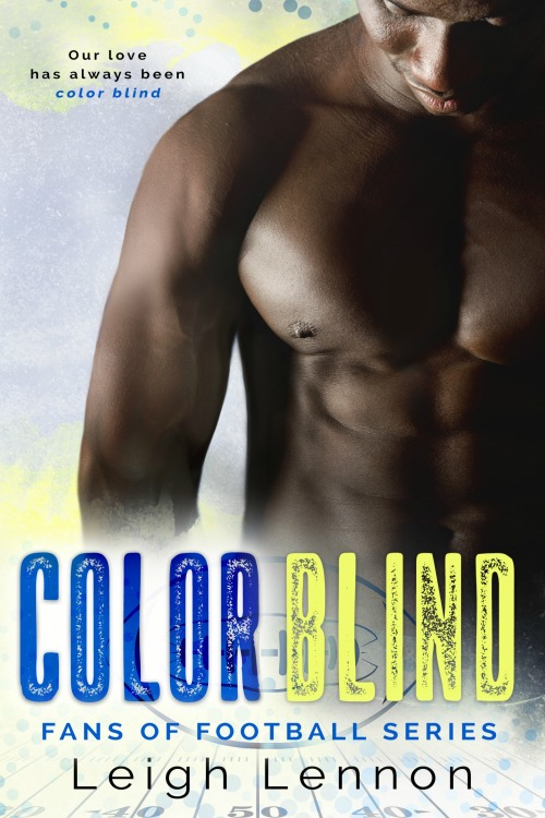 Color Blind Ebook Cover