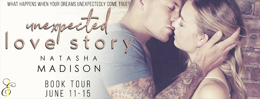 Unexpected Love Story Tour Banner