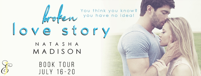 Broken Love Story Tour Banner