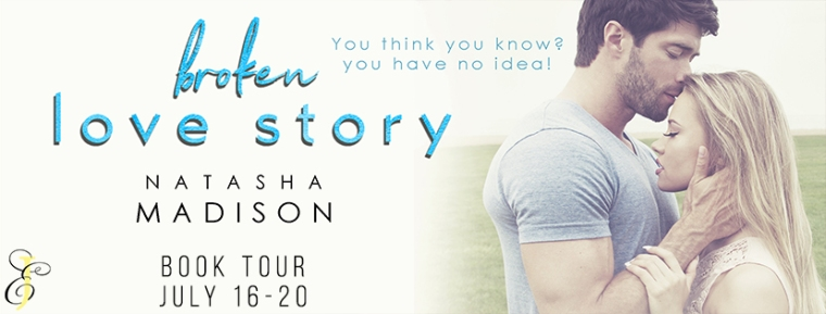Broken Love Story Tour Banner