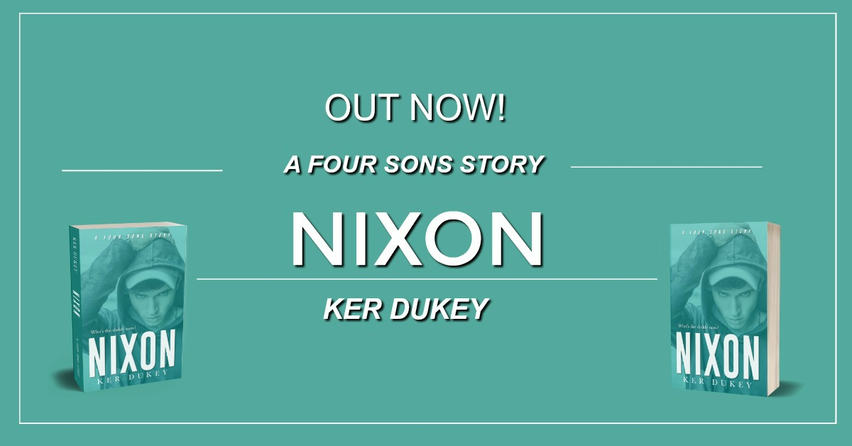 NIXON BANNER OUT NOW