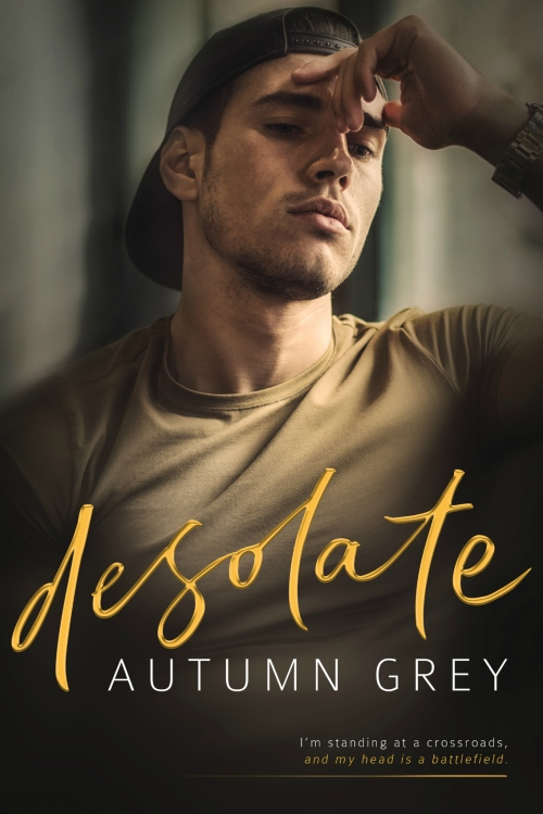 Desolate Ebook Cover