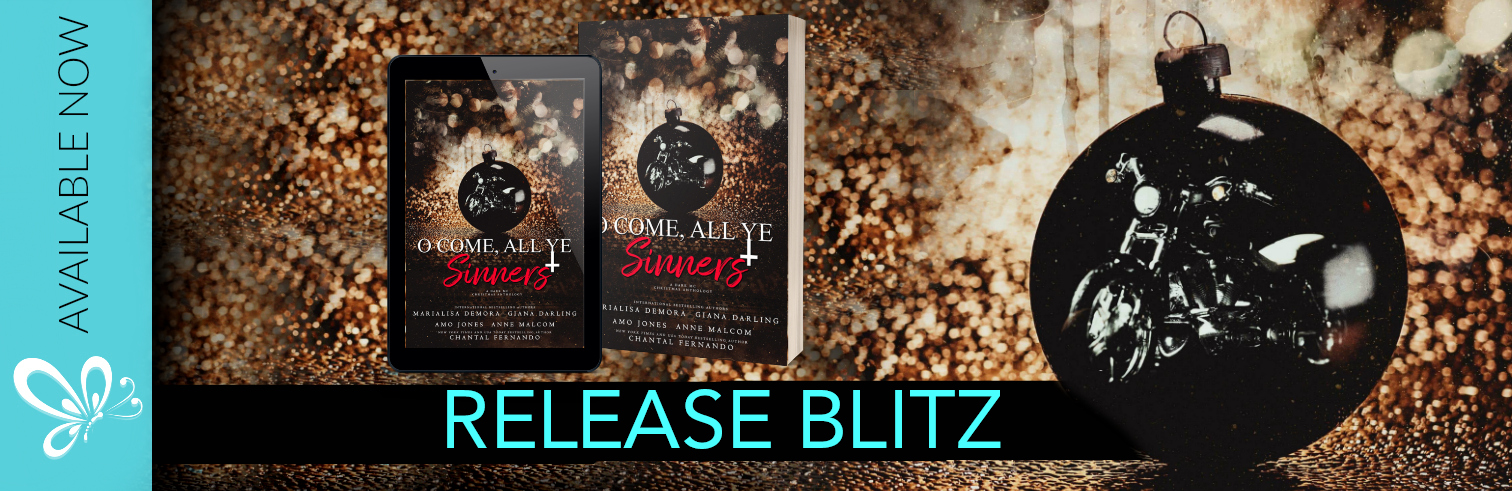 O Come, All Ye Sinners Release Blitz Banner