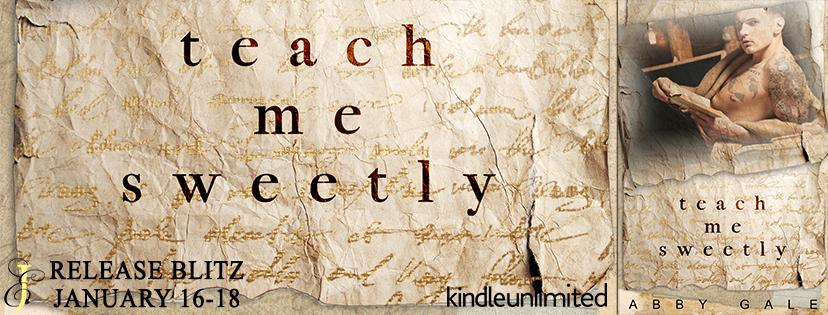 teach me sweetly banner