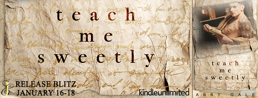 teach me sweetly banner
