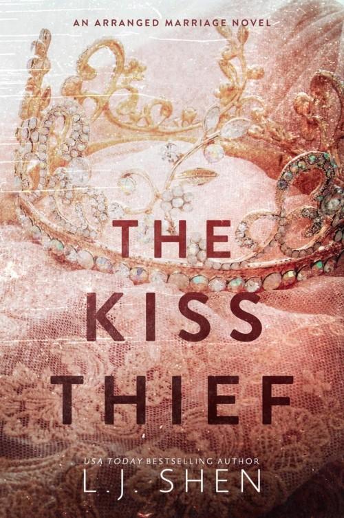the kiss thief cover