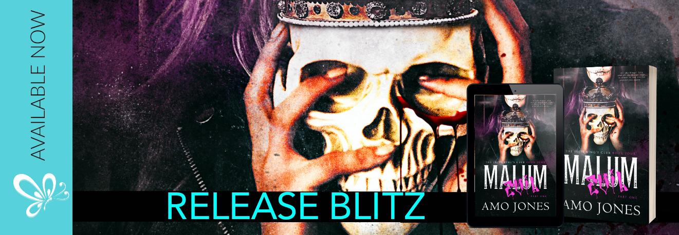Malum Release Blitz Banner