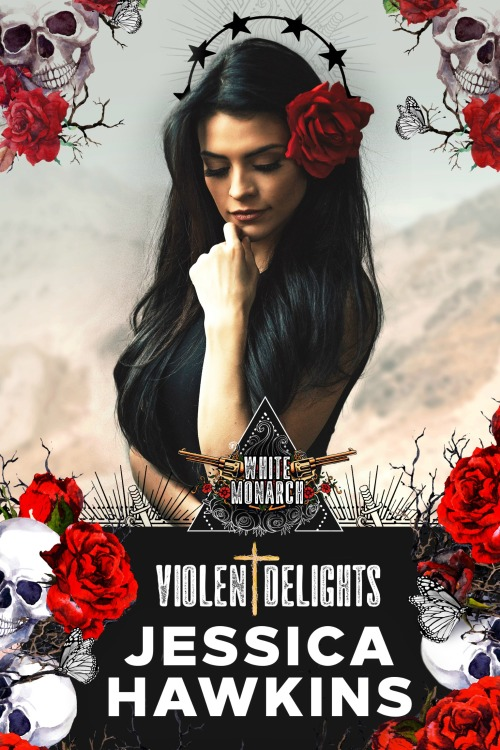 Violent Delights Ebook Cover