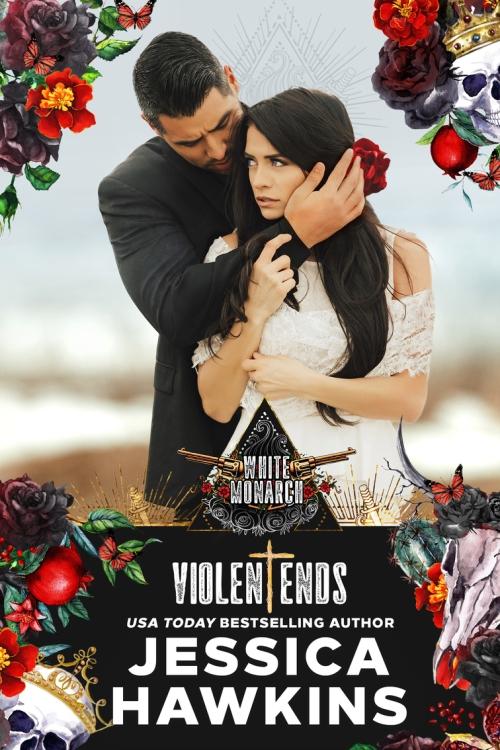 Violent Ends Ebook Cover