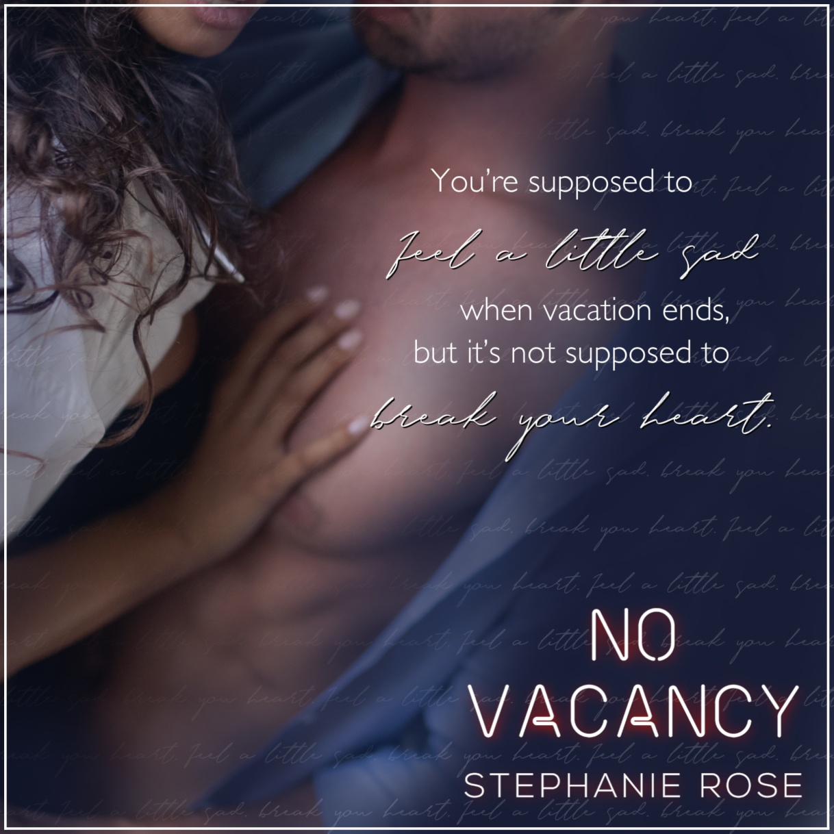 No Vacancy T1 NEW