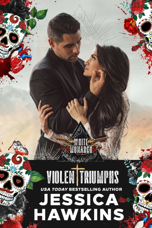 Violent Triumphs Ebook Cover